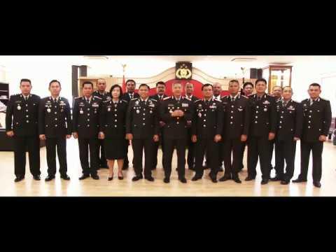 Kapolda Jateng Mengucapkan Dirgahayu TNI ke - 73 dan Kodam IV/Diponegoro ke 63
