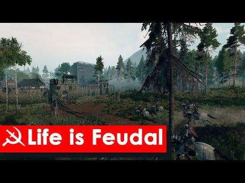 Life Is Feudal: MMO системные требования, какие требованияна ПК, системки