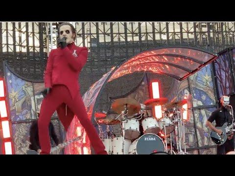 Ghost - Year Zero [Live] - 7.9.2019 - Ullevi Stadium - Gothenburg, Sweden