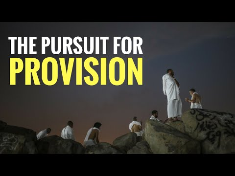 Sa'i - The Pursuit for Provision (short clips)