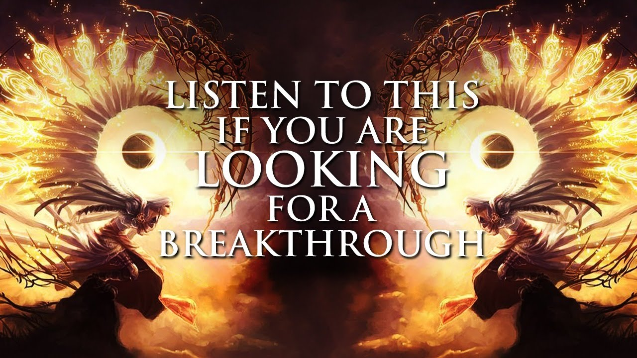 GOD Wants To Give You Your BREAKTHROUGH | A Message To All Believers