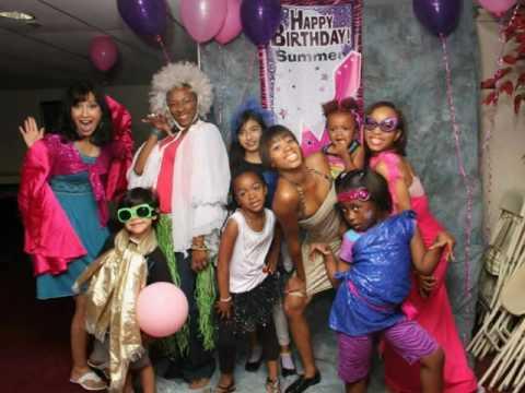 Rock Star Diva Birthday Party