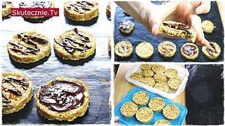 Błyskawiczne ciastka bez pieczenia (do kawy i na przekąskę) :: Skutecznie.Tv