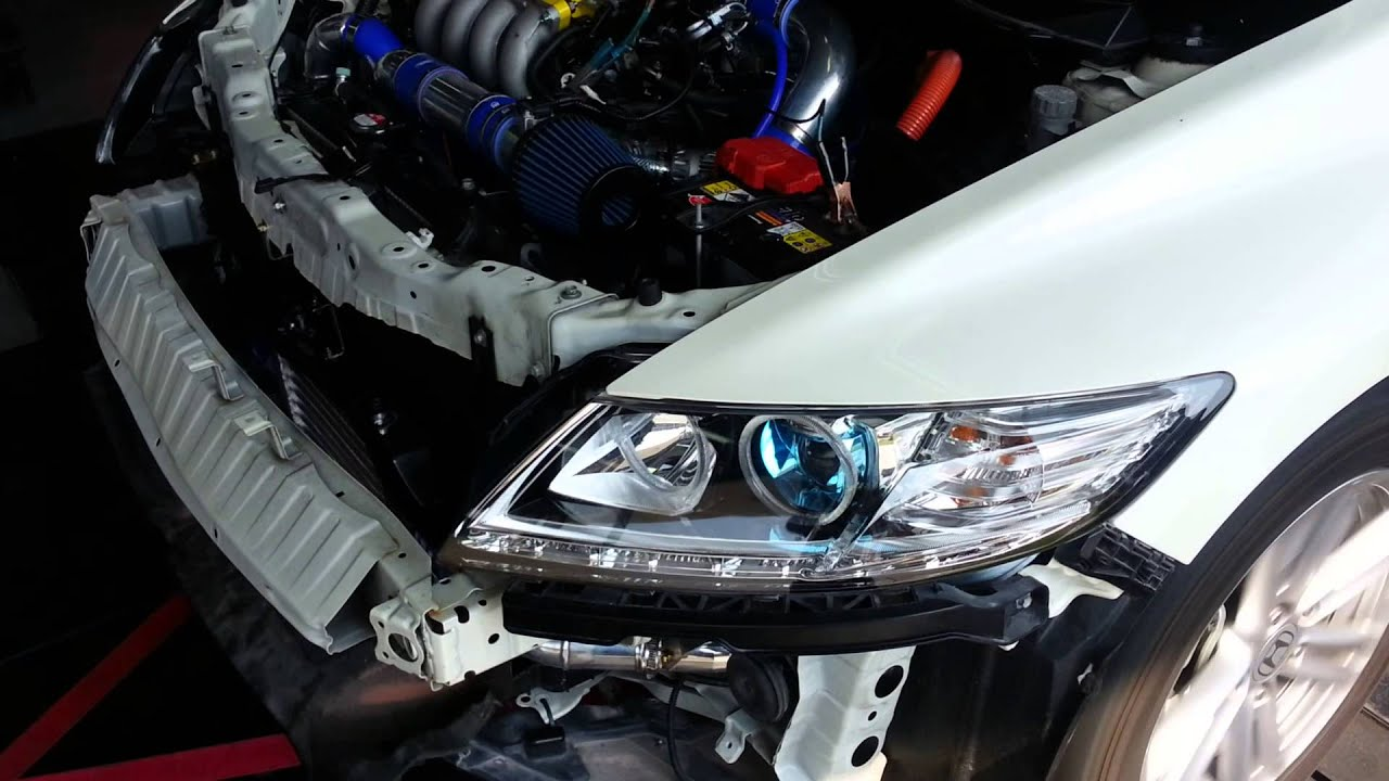 Rotrex Supercharger powered on Honda CRZ by Vision Auto Sports