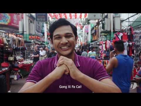 A truly Malaysian greeting | Malaysia Airlines Chinese New Year 2017