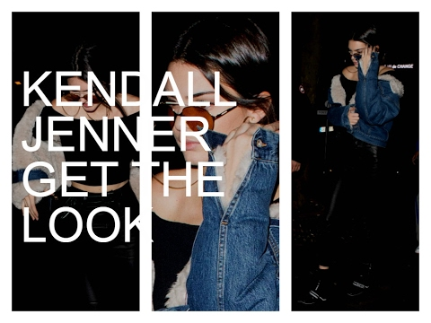 mango zara bershka markalardan Kendall Jenner stili yakala