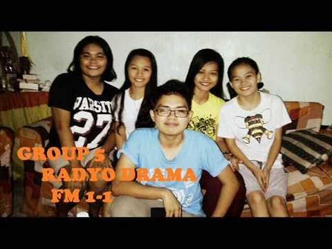 BSBA FM 1-1 RADIO DRAMA