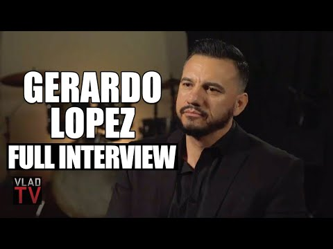 Gerardo Lopez On The History Of MS-13 And His Experience As A Former Member (Full Interview)