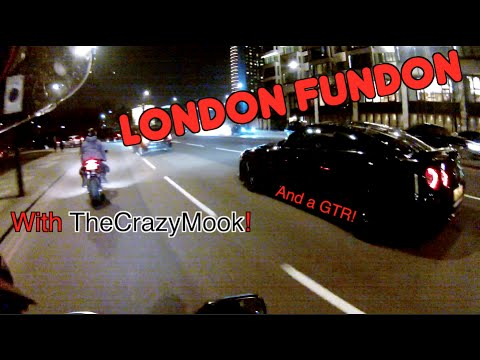 London Fundon with TheCrazyMook!