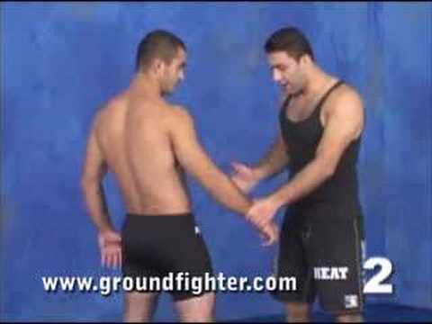 Karo Parisyan, Judo For Mixed Martial Arts - Kimura