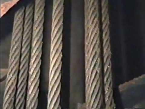 Inspecci n de cables de acero tester intros youtube - Cables de acero ...
