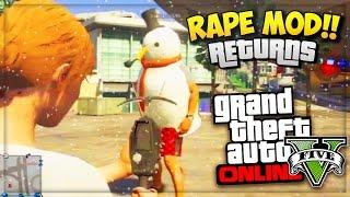 GTA 5 Online Rape Mods! Infectables & GTA Online Money Drops Return - (GTA V Gameplay)