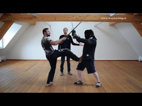 Learn Sword Fighting 3: Kick To The Groin