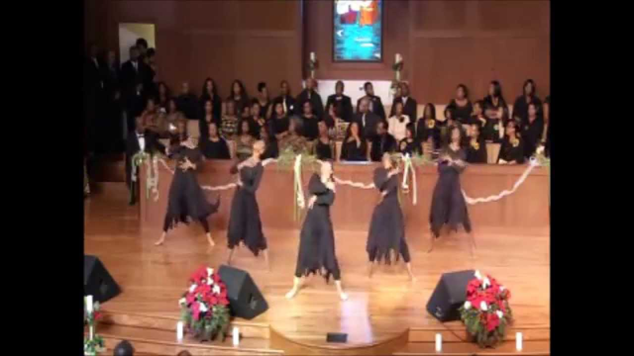 Naturally Blessed Dances to Jessica Reedy's Better - 2014 West End ...