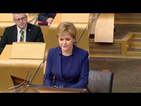 First Minister's Questions - Scottish Parliament: 7 June 2017