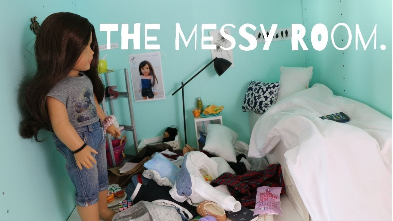 Download The Messy Room (American Girl Stopmotion)