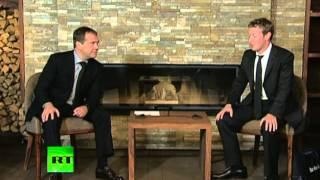 Встреча Медведева и Цукерберга (ПОЛНОЕ ВИДЕО)