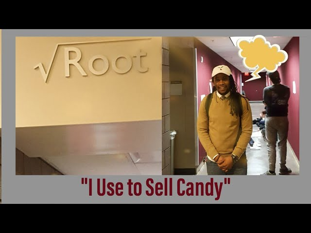 """From selling candy to running businesses"" Dom Root for Arizona Storyteller's Project"