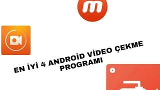 Android En İyi 4 Ekran Kaydetme Programı