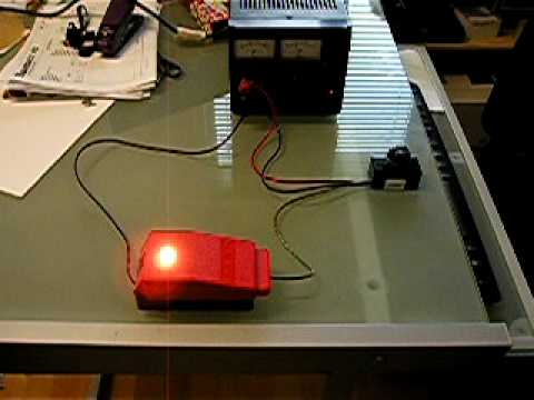 How to wire an Acetek 12 Volt Dusk to dawn Photocell switch. - YouTube