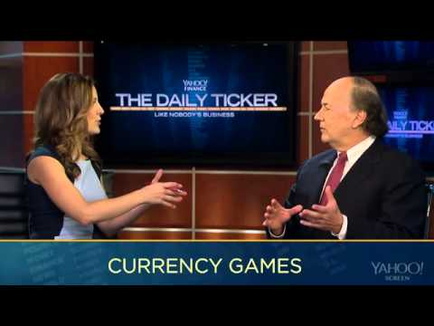Russia, China aiming for dollar's demise  Jim Rickards   Daily Ticker   Yahoo Finance