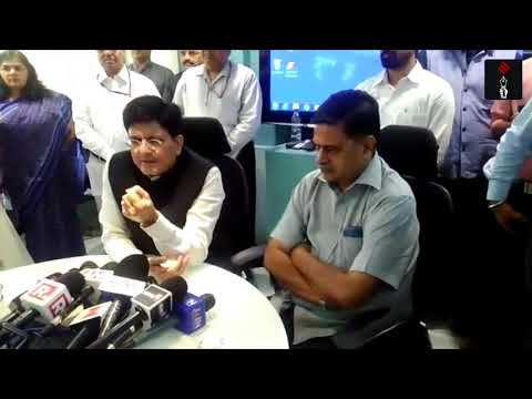 Newly Appointed Ministers Piyush Goyal And RK Singh Take Charge For Railways And Power Ministry