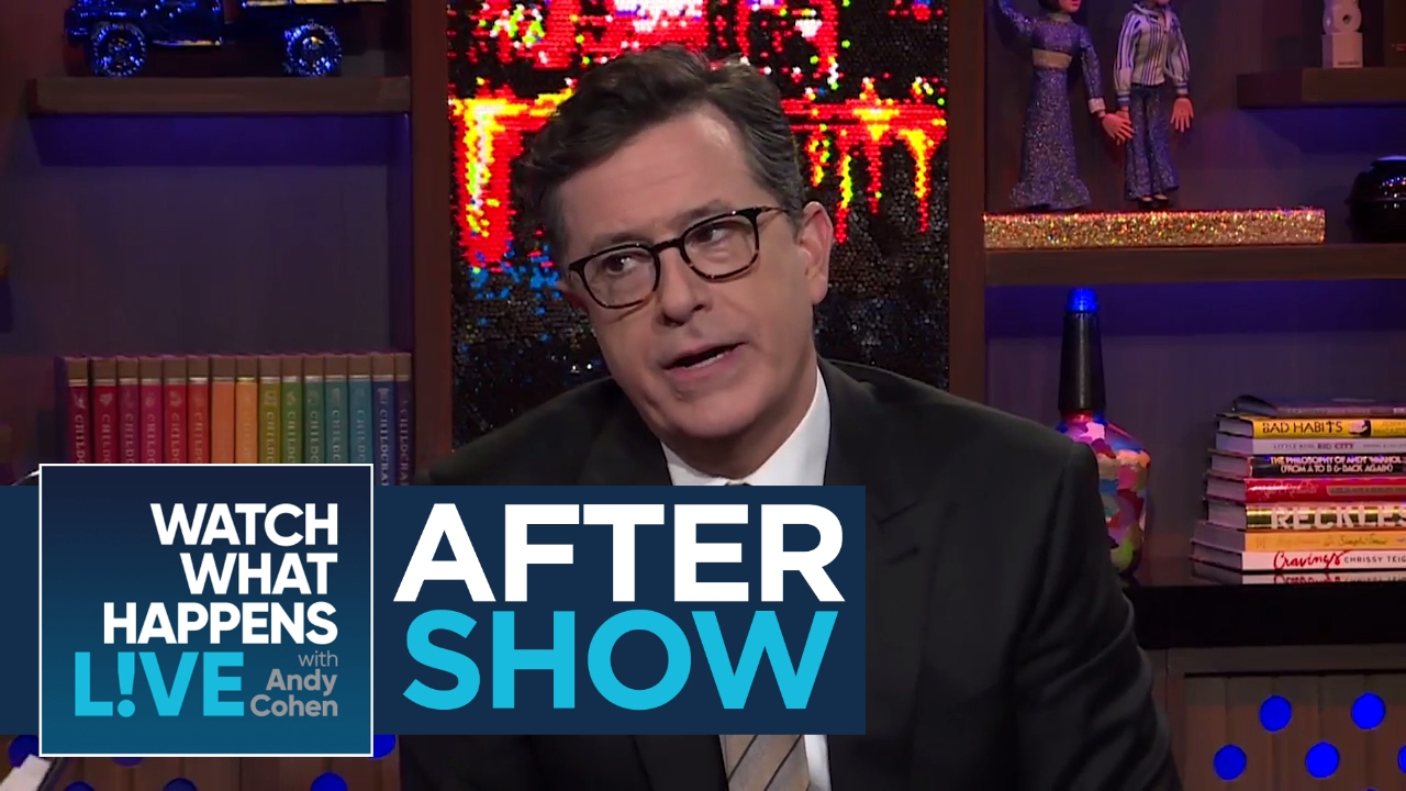 What Stephen Colbert really thinks about Donald Trump