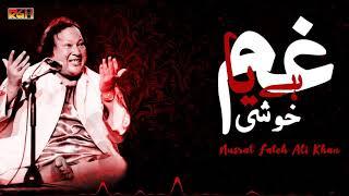 Gham Hai Ya Khushi | Nusrat Fateh Ali Khan | RGH | HD Video
