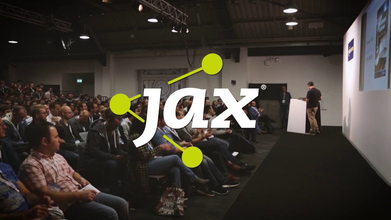 JAX London 2018 - The Conference for Java and Software Innovation