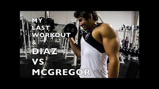 UFC 196: Open Workout Highlights