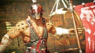 "Brutality ""Rematado"" do Baraka no Mortal Kombat 11"