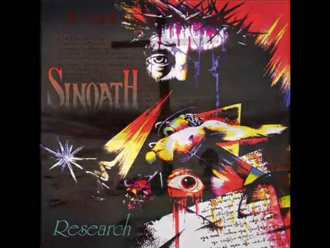 Sinoath - Research (full-length 1995) thumb