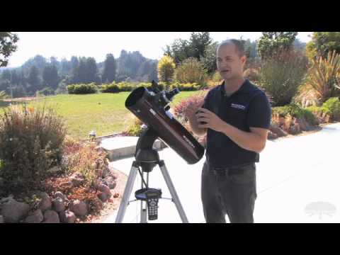 Features of the Orion StarSeeker II 130mm GoTo Reflector Telescope