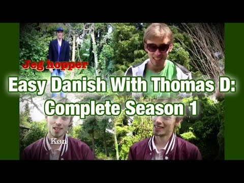 Easy Danish with Thomas D - Complete season 1