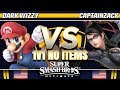 Dark Wizzy (Mario) vs CaptainZack (Bayonetta) - SSBU Demo - TBH8