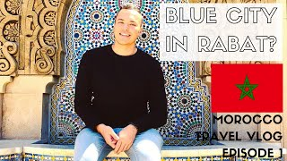 ???????? MOROCCO TRAVEL GUIDE/VLOG | Exploring Rabat In A Day + Blue City? | EPISODE 1
