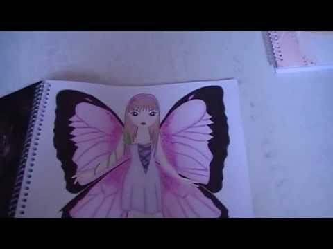 Dessins de top model youtube - Top model carnet de dessin ...