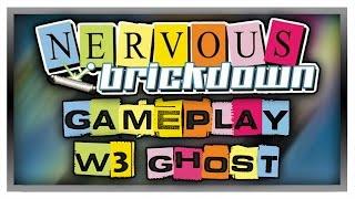 NERVOUS BRICKDOWN - World 3: Ghost - Gameplay/Walkthrough