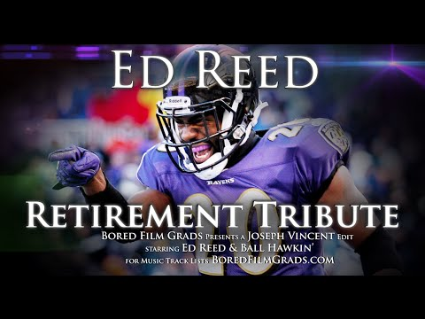 Ed Reed - Retirement Tribute