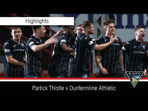 Partick Thistle Dunfermline Goals And Highlights