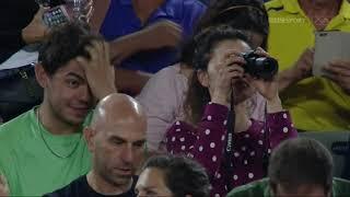 Djokovic vs Del Potro  Tennis first round olympics Rio 2016