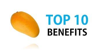 Top 10 Benefits of Mango  | HEALTH TIPS | HEALTH BENEFITS | QUICKRECIPES