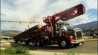 KENWORTH Trucks #01 -- W900, T800, T880  Kenworth's lookin' good working hard