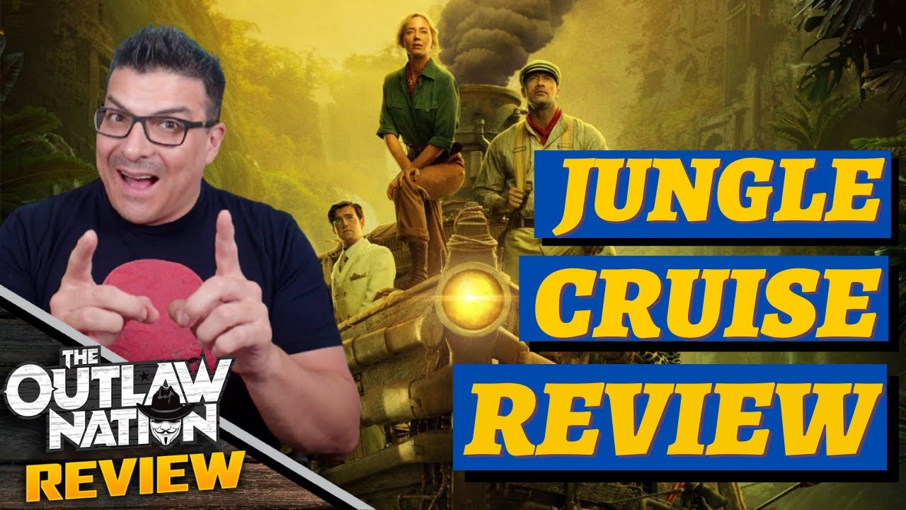 Disney's Jungle Cruise (2021) - MOVIE REVIEW