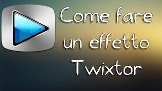 Come fare un effetto Twixtor (Slow motion) su Sony Vegas TUTORIAL