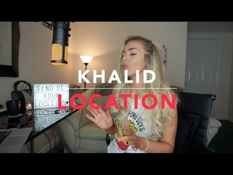 Khalid - Location | Cover