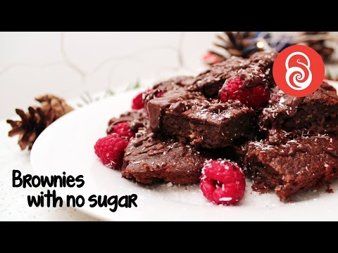 How To Make Brownies | Healthy Christmas Dessert Recipe
