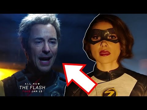 Reverse Flash Time Travel Flashbacks & No More Metahumans! - The Flash 5x10 Promo