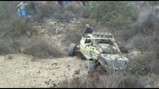 Video Baja 1000 2012 Car #114 rolls over a few miles into the race.. (Rescued) download MP3, 3GP, MP4, WEBM, AVI, FLV Desember 2017