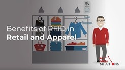 Benefits of RFID in Retail and Apparel